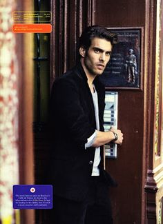 It's not you ... It's me: Jon Kortajarena by Nathaniel Goldberg for GQ November 2010