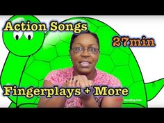 Action Songs, Fingerplays and More - LittleStoryBug - YouTube