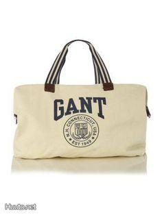 Gant canvas-kassi / Gant Canvas bag
