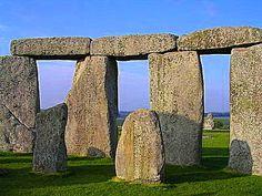 Stonehenge in Great Britian