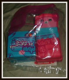 Shopkins Happy Place Bed Toy, McDonalds Happy Meal Toy #2, 2017 #McDonalds