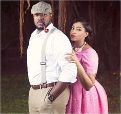 Mofe Duncan And Wife Celebrate Second Wedding Anniversary In A Beautiful Way