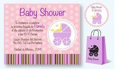 11 Mejores Imágenes De Invitaciones Baby Shower Baby