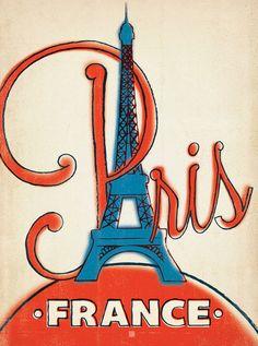 Anderson Design Paris Print
