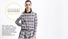 25% Student Discount | Limited time only | Dorothy Perkins