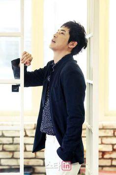 Kang Ji Hwan INTERVIEW PICTURES FROM STARIN