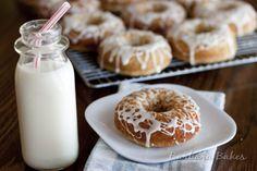 Baked Lemon Donuts