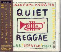 Kazufumi Kodama - Quiet Reggae (CD, Album) at Discogs