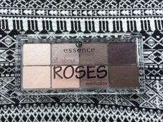 Vandaag een review van dit prachtige budget-proof oogschaduw palette. Essence- All about roses. 🌹 http://lylb.nl/review-3