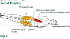 This Exercise Will Improve Your Spinal Health & Posture (Essential for Chronic Sitters) - The Health Science Journal Scoliosis Exercises, Abdominal Exercises, Core Exercises, Back Stretching, Leg Circles, Strength Training Program, Gluteus Medius, Perfect Posture, Lower Back Exercises