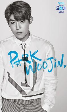 Wanna One x Yohi #parkwoojin