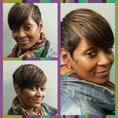 stylist Brandy Lucas