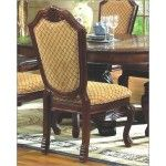 $315.60  McFerran Home Furnishings - Traditional Upholstered Side Chair (Set of 2) - MCFD5006-CS