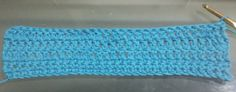 Crochet 4: Tusuk Ganda / Double Crochet / DC | Belajar Cara Merajut
