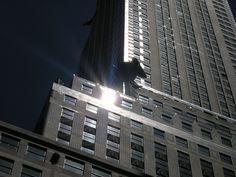 Sun Shine, Chrysler Building, New York