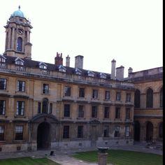 Queen's College, University of Oxford