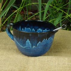 mixing bowl i have it in brown. Perfect for pancakes!