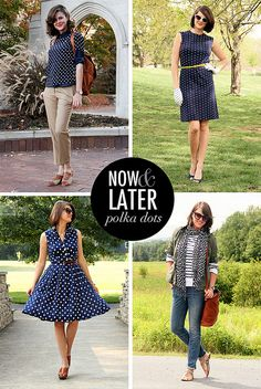 Polka Dots by What I Wore