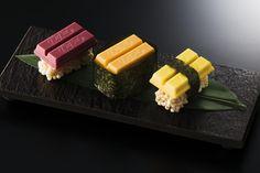 ¿Eres amante del sushi y del chocolate? Seguro esto te fascinará  #by #Hoy #NellaBisuTej