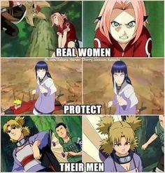 Naruto woman