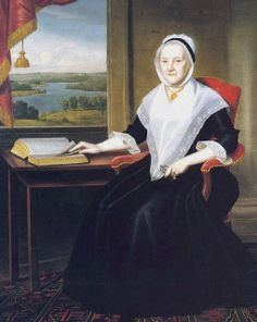 It's About Time: 1700s American women staying indoors to read