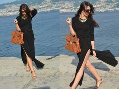 Love my new leopard sandals (by Carla Estévez) http://lookbook.nu/look/3921836-Love-my-new-leopard-sandals