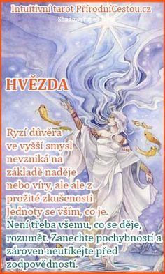 intuitivni-tarot-hvezda Tarot, Movies, Movie Posters, Fictional Characters, Films, Film Poster, Cinema, Movie, Film