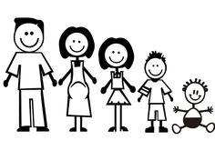 Dibujo De Familia Feliz Pintado Por Luna30055 En Dibujosnet El ...