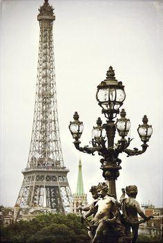 Pont des Alexandre III by Kotomicreations,Paris,France
