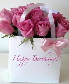 Find the most Beautiful Happy Birthday Flowers HD Images list for your special someone's birthday, You can send some cute Birthday Flowers For Her/him. Happy Birthday Emoji, Happy Birthday Greetings Friends, Happy Birthday For Her, Happy Birthday Wishes Cake, Birthday Wishes Messages, Birthday Blessings, Happy Birthday Flowers Images, Happy Birthday Flower Bouquet, Birthday Pictures