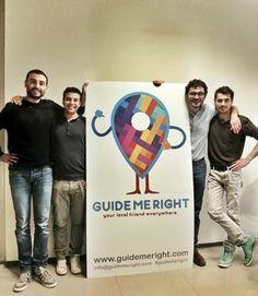 #GuideMeRight che comincia a crescere ;-)