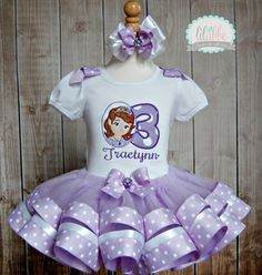 sofia the first birthday party dress Request a custom order and have something made just for you. Princess Sofia Birthday, Sofia The First Birthday Party, Third Birthday, 4th Birthday Parties, Birthday Ideas, Tutu Princesa Sofia, 3d Quilling, First Birthdays, Just For You