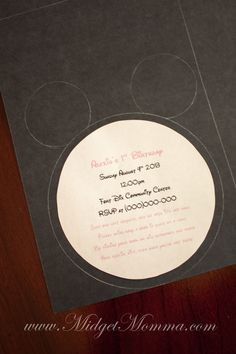 Do it yourself minnie mouse invitations perfect for a minnie mouse do it yourself minnie mouse invitations perfect for a minnie mouse birthday party and easy to personalize since they are do it yourself invitations solutioingenieria Gallery