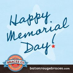 We hope you had a great Memorial Day!