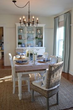 Dining Room Reveal And Design Tips  Room Inspiration And Dining New Coastal Dining Room Tables Design Decoration