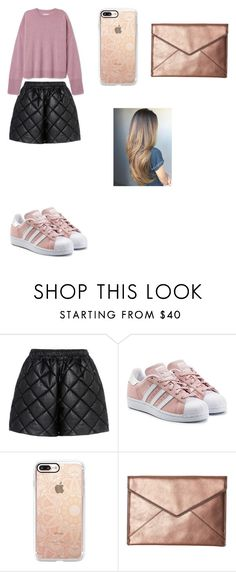 """Alice RB"" by ciana-si on Polyvore featuring moda, STELLA McCARTNEY, adidas Originals, Casetify e Rebecca Minkoff"
