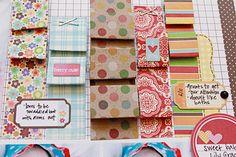 #foldedpaper #jillibeansoup