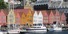Marina O'Loughlin discovers the best places to eat and drink in Bergen, as Norway's fairytale city enters the culinary spotlight with its chefs working wonders with seafood and gastropubs catering to savvy Scandinavian palates