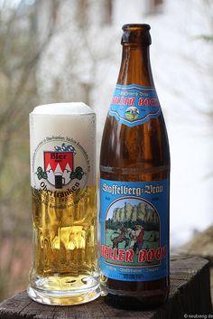 Maibock Bier der Staffelberg Bräu    www.staffelberg-braeu.de