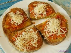 Bruschetta, Food And Drink, Cooking, Ethnic Recipes, Blog, Red Peppers, Kitchen, Blogging, Brewing