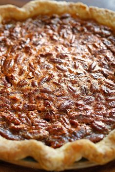 Bourbon Pecan Pie Recipe - NYT Cooking