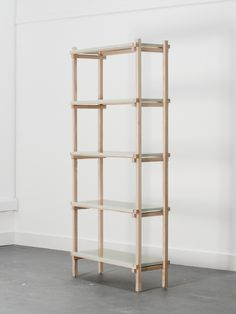 Overlap Shelving by Catherine Aitken studio