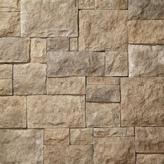 Buff European Castle Stone Veneer from Environmental StoneWorks