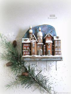 Christmas Art, Christmas Decorations, Christmas Ornaments, Holiday Decor, Driftwood Crafts, Pintura Country, Wooden Art, Handmade Art, Diy And Crafts
