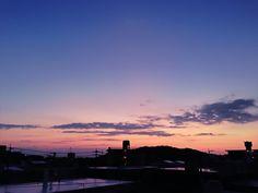 Sunrise. Okinawa,Japan.
