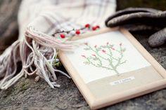 Autumn (Kazuko Aoki) by loretoidas, via Flickr - Kazuko Aoki ''Cross Stitch by Kazuko Aoki'' in season