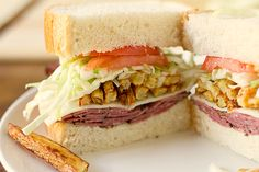 How to make a Primanti Bros. style sandwich when you can not get home to Pittsburgh