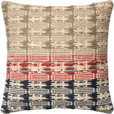 Loloi Rugs Dhurri Throw Pillow Cover