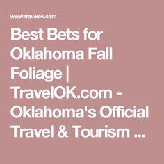 Best Bets for Oklahoma Fall Foliage | TravelOK.com - Oklahoma's Official Travel & Tourism Site