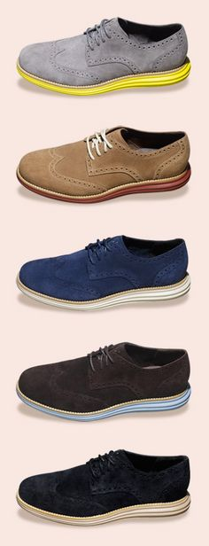Cole Haan x Nike. I wanna all of them